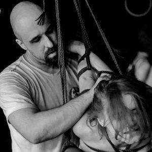 Участник фестиваля шибари RopeFest Moscow 2019: Master Set